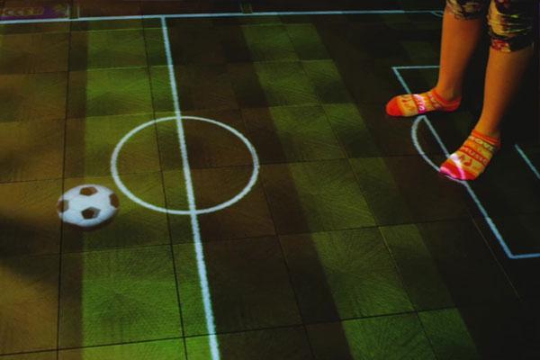 Axtion Tech Beam Interactive Floor Amp Wall Games